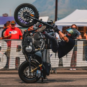 STUNTING IN STURGIS 2021! (Bell Brawl Stunt Competition)