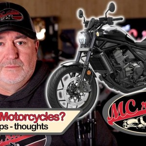 Automatic Motorcycles - options, tips, pros & cons