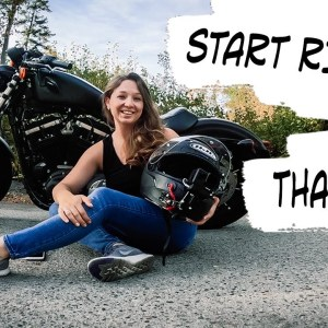 How to get into riding Motorcycles | Getting your Bike License in Ontario & British Columbia
