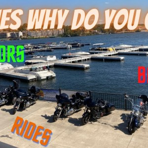 Bike Rallies, Why Do You Go?? Lake Of The Ozarks Bikefest Day 1, Riding With Friends