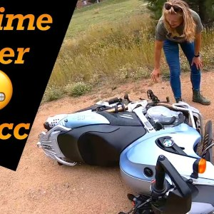 First Time EVER Riding a Motorcycle | Teaching to Ride