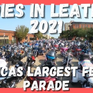 Ladies In Leather Bike Rally & Parade 2021