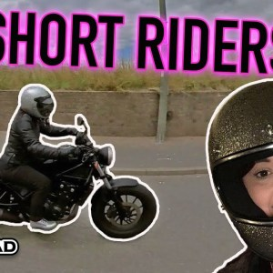 Motorcycles for Short Riders 2020 - Learn From My Mistakes