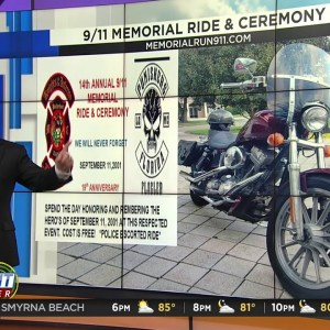 Sept. 11 memorial ride happening this weekend in Central Florida