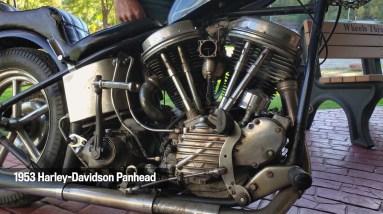 1953 Harley-Davidson Panhead