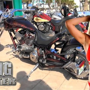 2021 Bikes and Babes #8, Custom Motorcycles, Harley-Davidson and More!