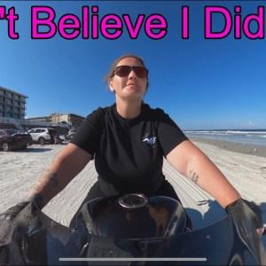 A Trip to Daytona Beach for Biketober Fest