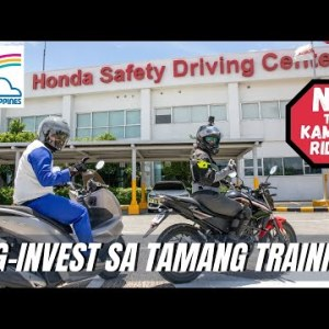 Basic Motorcycle Riding Course at HSDC
