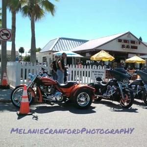 Daytona Beach Biketoberfest 2021 Day 1 Thursday 14th October