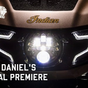 Jack Daniel's x Indian Motorcycle | Digital Premiere