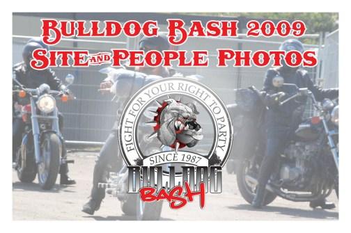 Bulldog Bash 2009 Site Photos