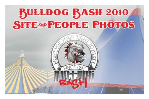 Bulldog Bash 2010 Site Photos