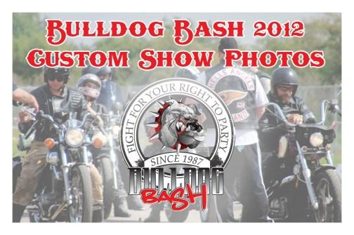 Bulldog Bash 2012 Site Photos