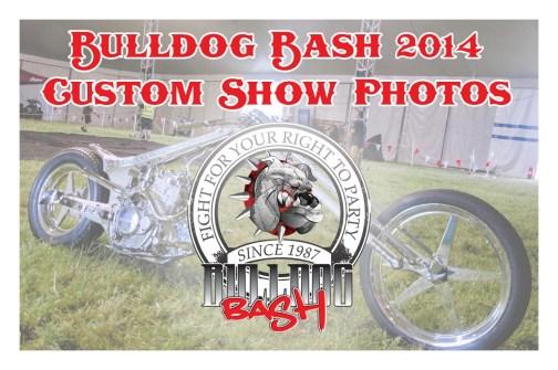 Bulldog Bash 2014 Custom Show