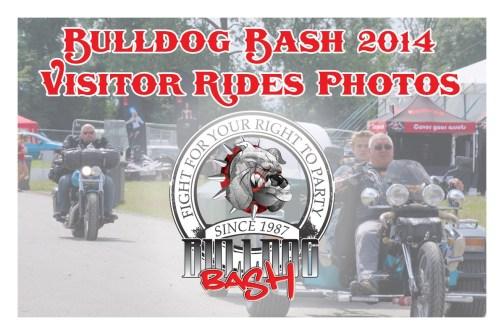 Bulldog Bash 2014 Ride-ins