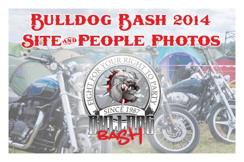Bulldog Bash 2014 Site Photos