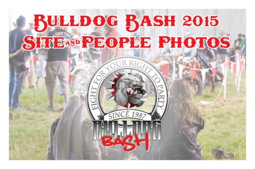 Bulldog Bash 2015 Site Photos