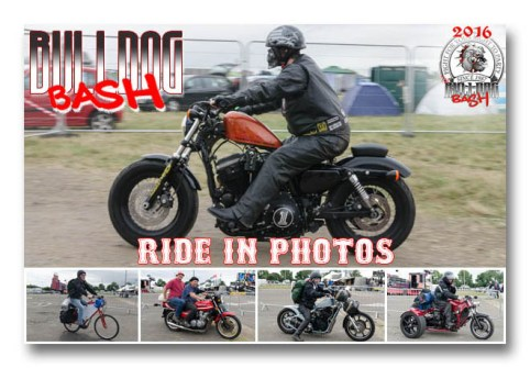 Bulldog Bash 2016 Ride in