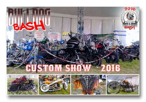 Bulldog Bash 2016 Custom Show