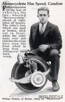 motorcyclettea