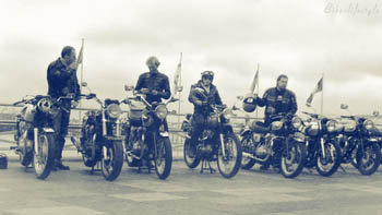 brighton bikers wallpaper