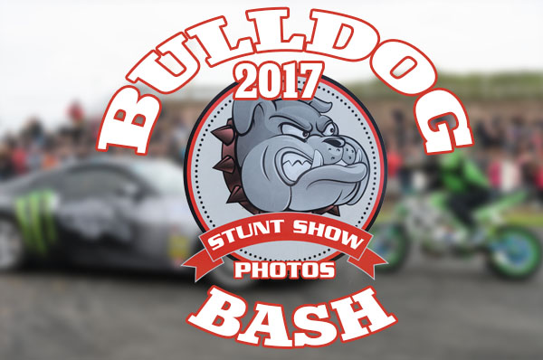 bulldog bash stunt show