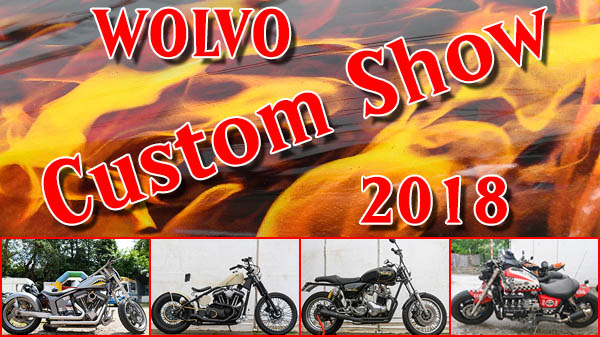 wolvo custom show 2018