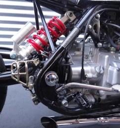 custom honda goldwing suspension shock and motor [ 1200 x 900 Pixel ]
