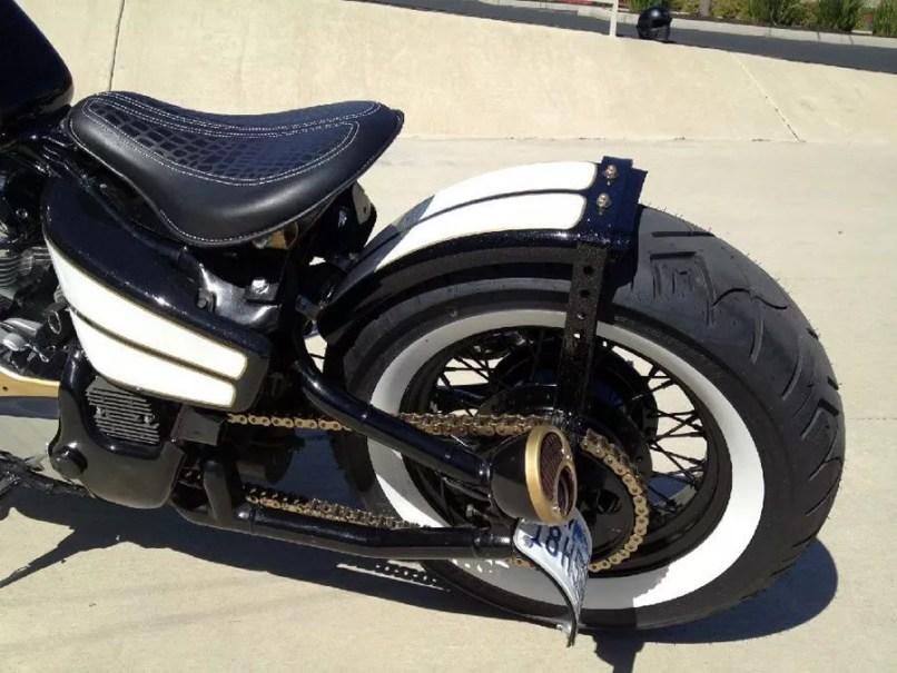 Honda Shadow 600 Bobber Rear Fender
