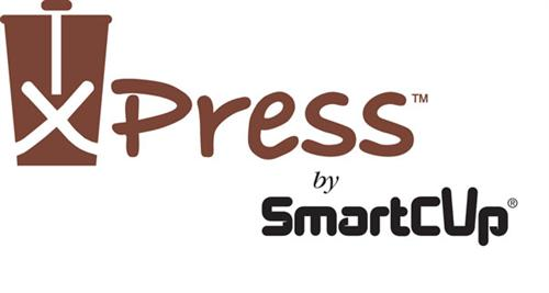 Click on the XPress logo for a hot cup of Joe.