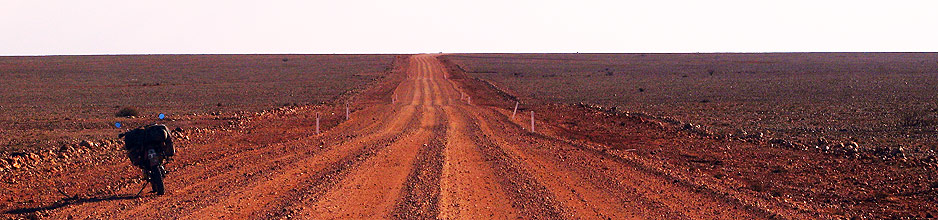 The Oodnadatta Track, Australian Outback Guided Motrocycle Adventure