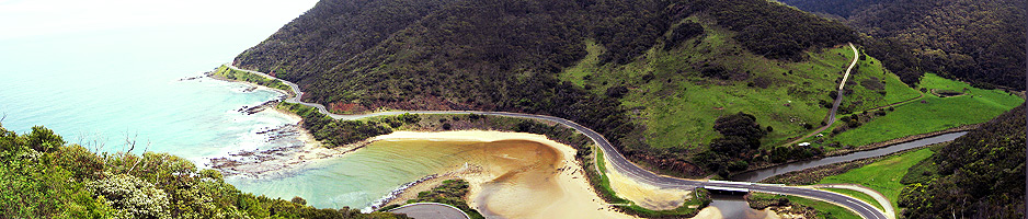 The Great Ocean Road, Australian Outback Guided Motrocycle Adventure