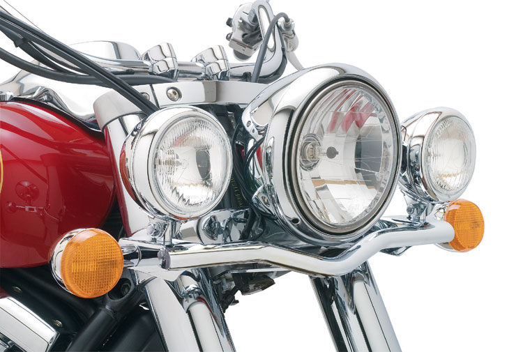 Vt 750 Wiring Diagram Cobra Steel Lightbar With Spotlights Honda Shadow Spirit