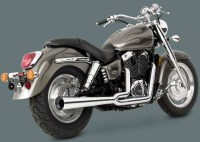 Twin exhaust pipes? - Honda Shadow Forums : Shadow ...