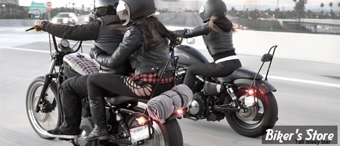 Backrest For Motorcycles