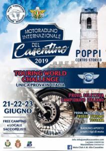Motoraduno Internazionale del Casentino 24-25 Giugno 2019