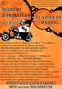Happy Free Bikers - giro Elba 2015