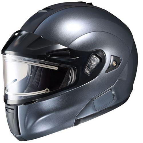 Snowmobile Helmets and Ice Racing Helmets