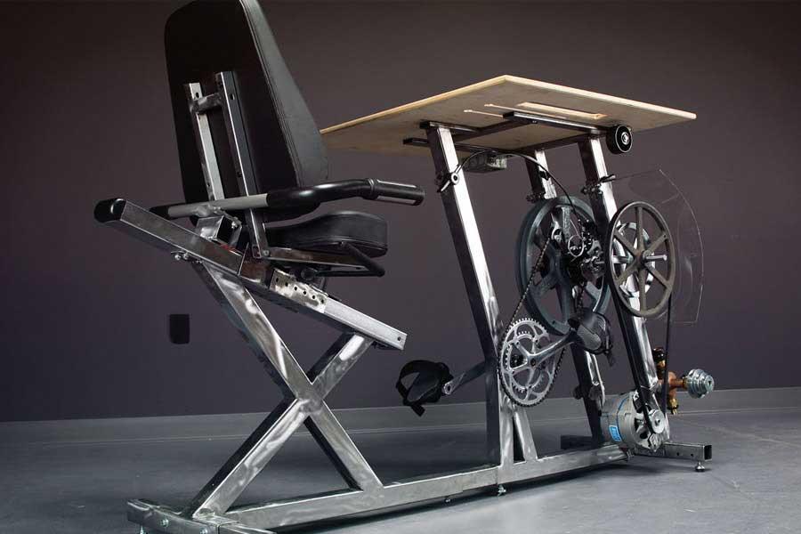 Desk Pedal