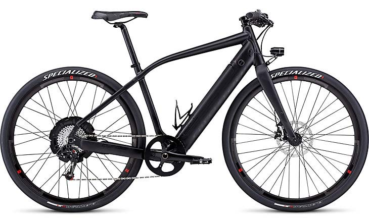 New Specialized Turbo-S E-Bike Gets Stronger Battery