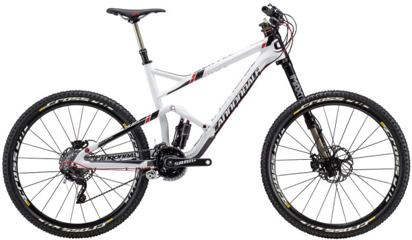 All-New Cannondale 27.5