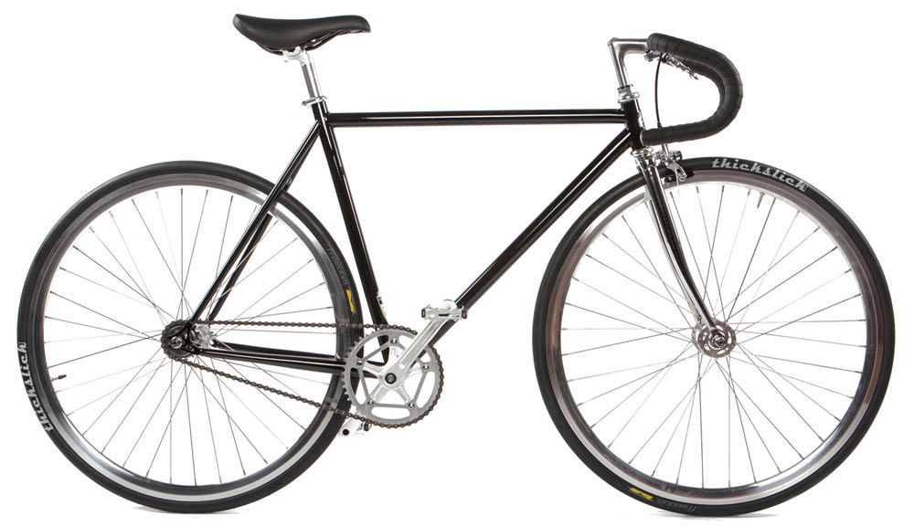 Pure Fix Goes Upscale w/ New Coolidge 4130 Chromoly Fixie