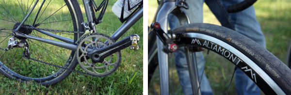 Ballers Ride Nate Zukas personal cyclocross bike