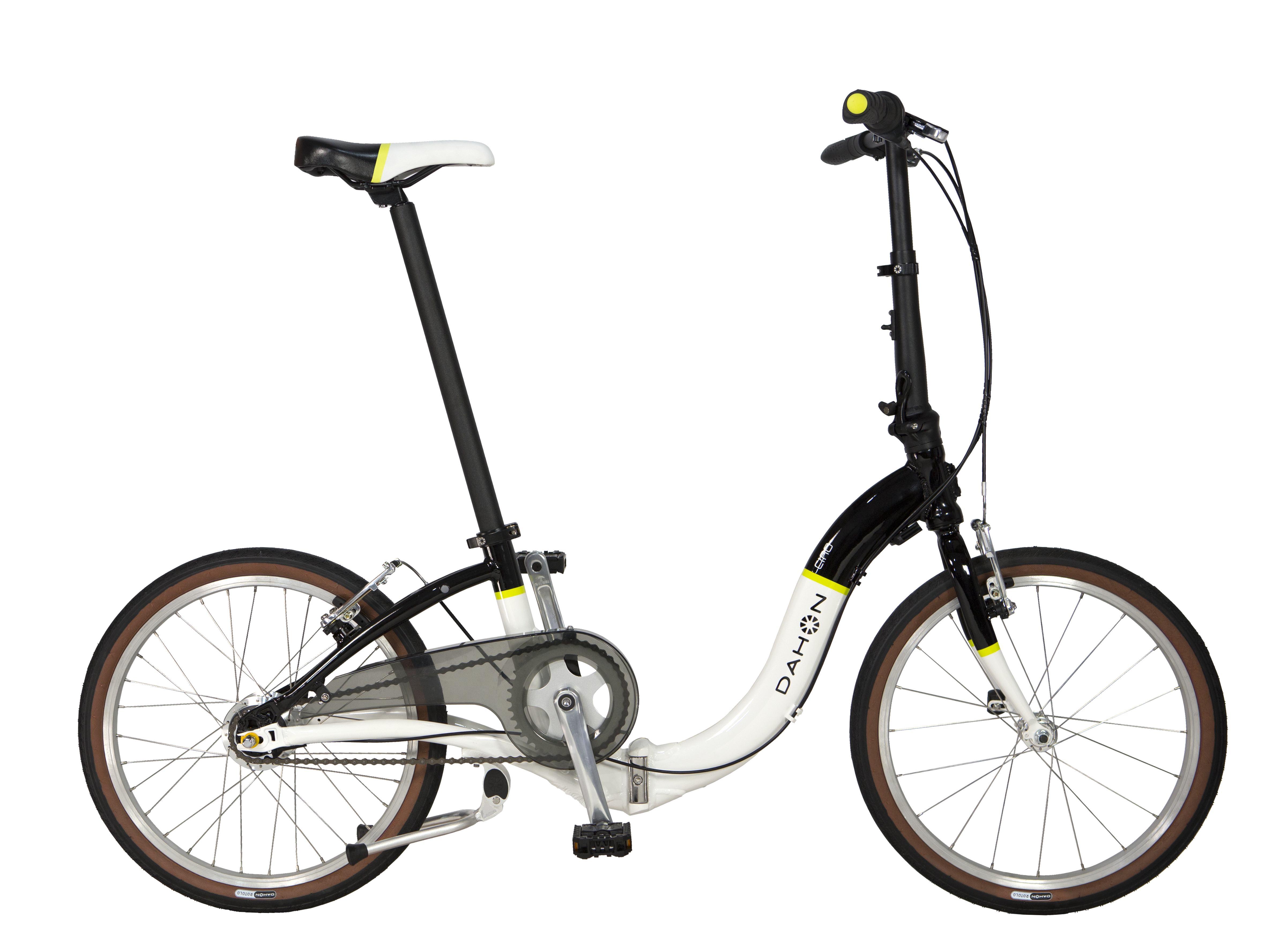 New 2014 Models from Folding Bike Manufacturer Dahon