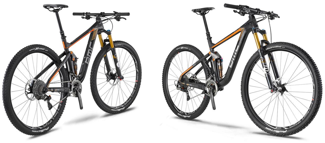 New BMC Speedfox Proves 29er Wheels Can Still Make a