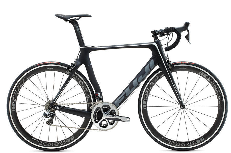2015 Fuji Transonic Aero Road Bike Unveiled, Blends