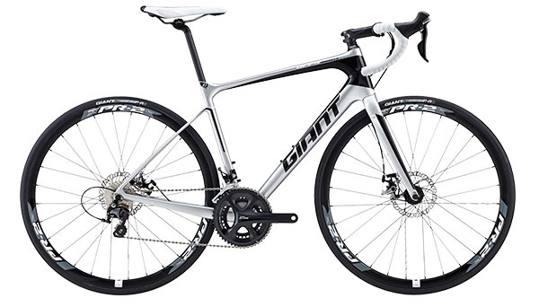 2015 Giant Defy Advanced Road Bikes Get Disc Brakes Across