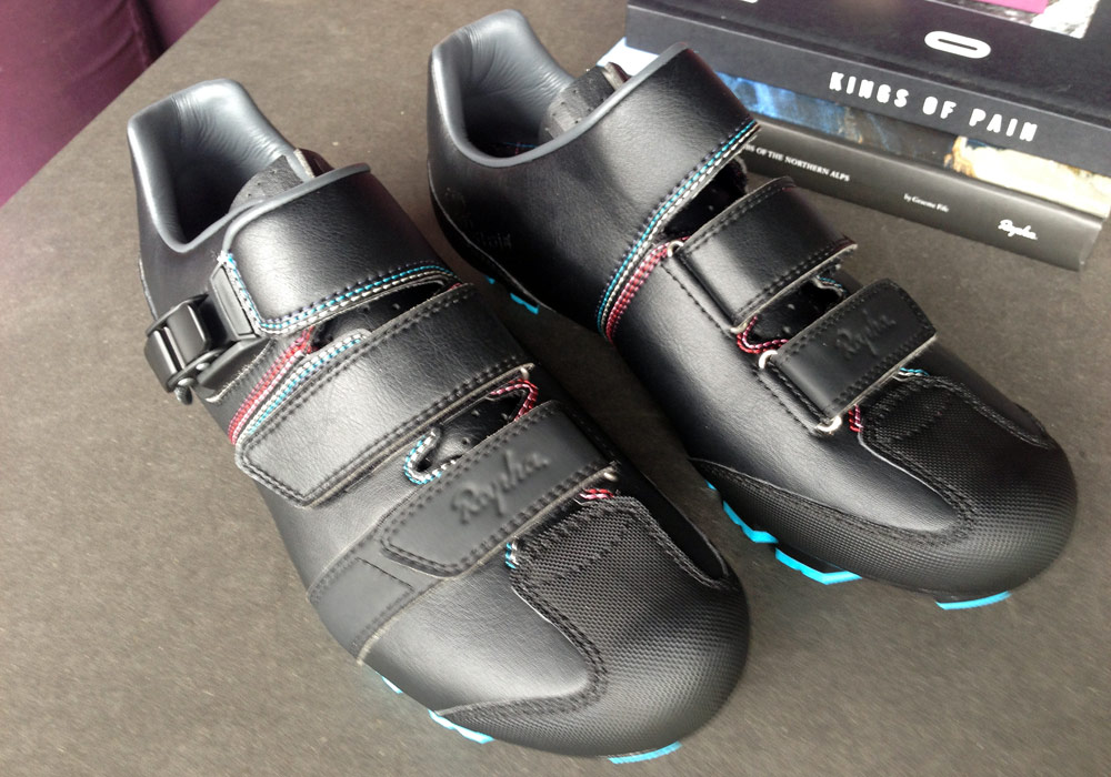 1ac1dbf6b EB14  Rapha Hops in With New Cross Shoes