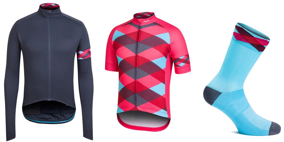 a247d6d86 Rapha Supercross cyclocross kit Long sleeve lightweight sportwool jersey short sleeve poly jersey tall poly Pro Team socks.  Following up on the cross ...