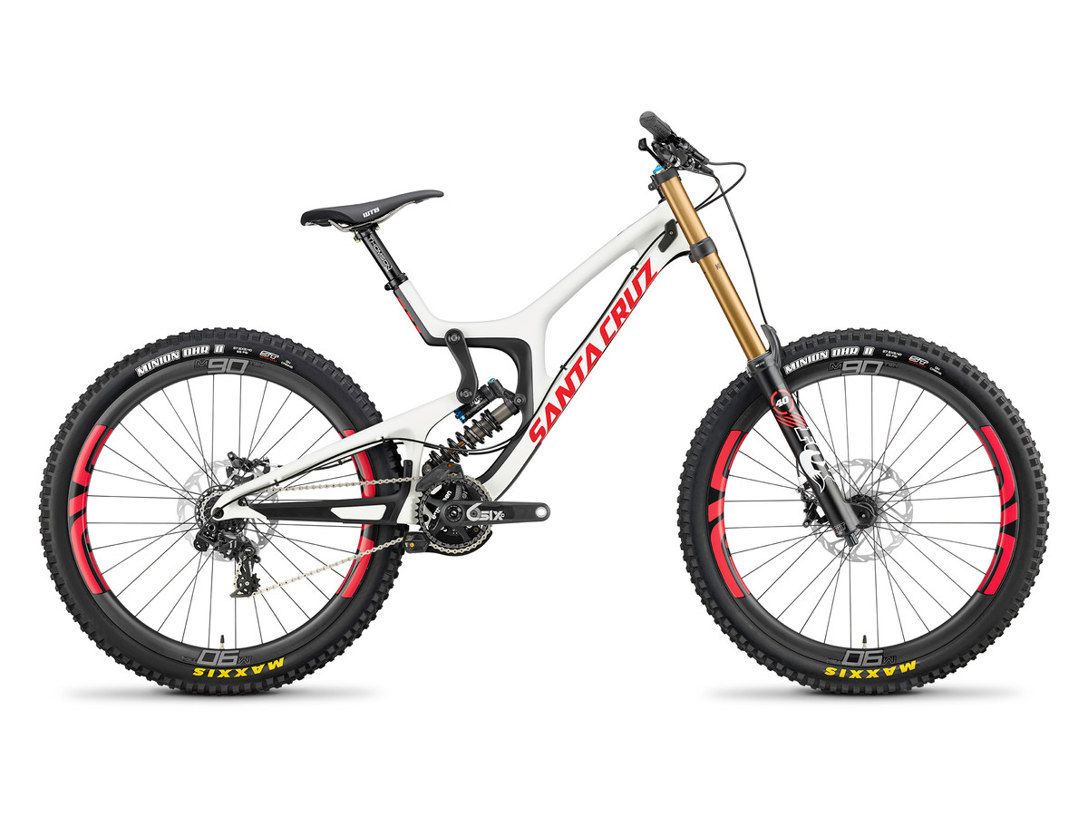 First Look: New Santa Cruz V10 Gets Official with 27.5